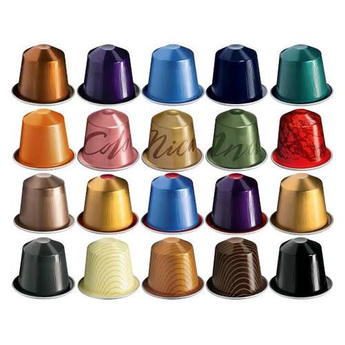 Foto Produk Nespresso Capsules Mix - Bebas Pilih Rasa (10 Kapsul / Paket) dari VinzShoppe