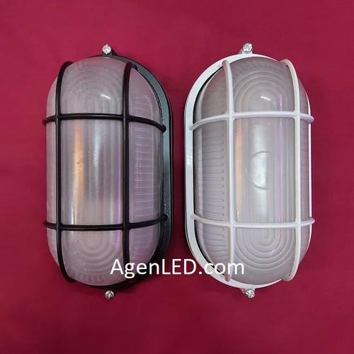 Foto Produk Kap Lampu Ball Ice eyes tempel dinding hitam putih ballice kapal eye - Hitam dari AgenLED