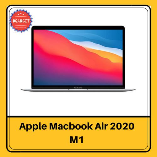 Foto Produk MacBook Air with Apple M1 Chip 13-inch 8GB RAM - 256 gb, Abu-abu dari O-Gadget