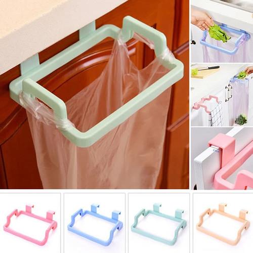Foto Produk Breket Gantungan Holder Kantong Plastik Tempat Sampah Kain Lap Dapur dari PakGrosir