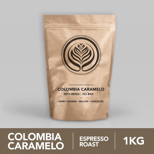 Foto Produk Colombia Caramelo 1kg - Biji Kopi Arabika 1kg   Coffeenatics dari Coffeenatics