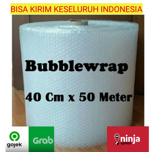 Foto Produk Bubble Wrap 40 Cm x 50 meter - BENING 30CMX50M dari kittyshopkitty