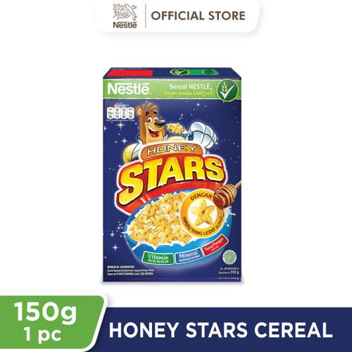 Foto Produk NESTLÉ HONEY STARS Cereal 150g dari Nestle Indonesia