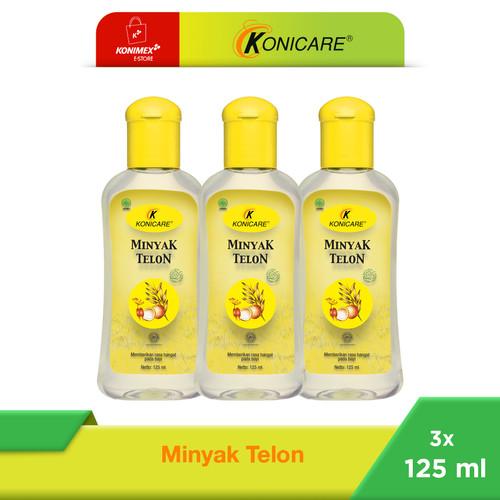 Foto Produk Konicare Minyak Telon 125 ml Paket 3 botol dari Konimex Store
