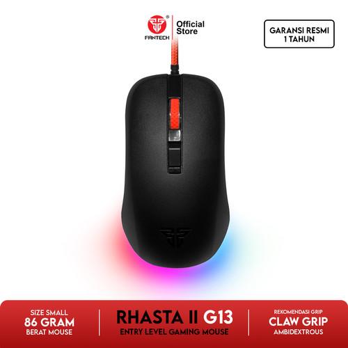 Foto Produk Fantech Mouse Gaming RHASTA II G13 dari Fantech Official Store