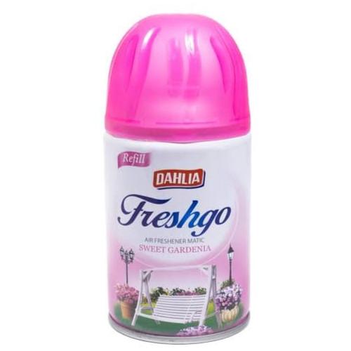Foto Produk dahlia refill fresh go reffill aerosol air spray - sweet gardenia dari barangmurahdonk
