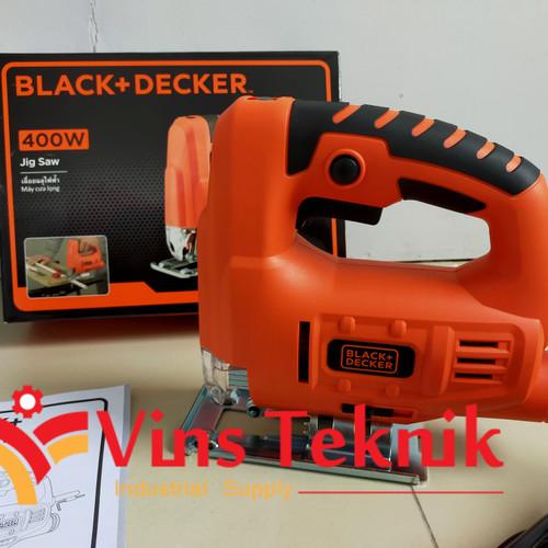 Foto Produk mesin gergaji jigsaw JS20 Black+Decker jig saw JS 20 dari VINS TEKNIK