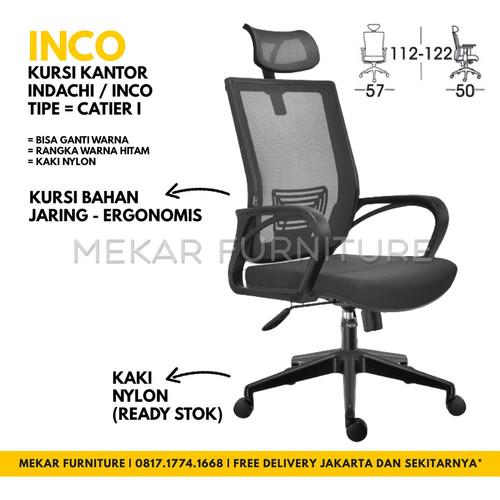 Foto Produk Kursi Kantor Indachi - Catier I - Mekar Furniture dari Mekar Furniture