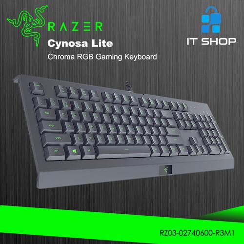 Foto Produk Razer Cynosa Lite Gaming Keyboard dari IT-SHOP-ONLINE