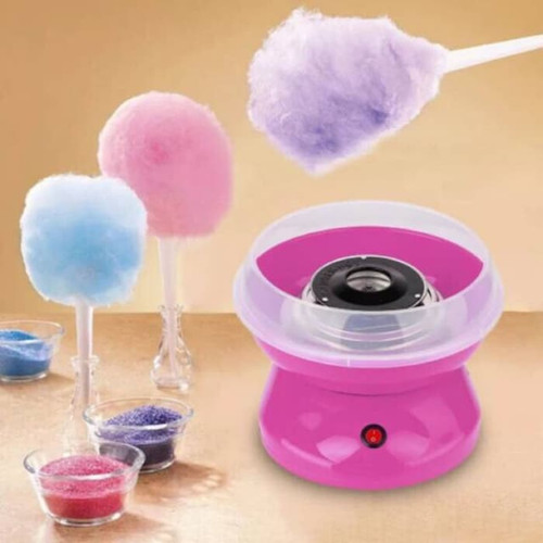Foto Produk Mesin Gulali Mini Cotton Candy Machine dari karakter_shop