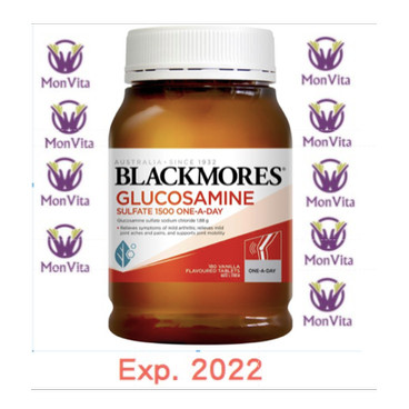 Foto Produk Blackmores Glucosamine sulfate 1500mg one-a-day 180 tablets dari monvita