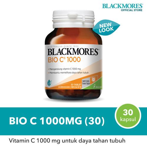 Foto Produk Blackmores Bio C 1000mg (30) dari Blackmores Wellness