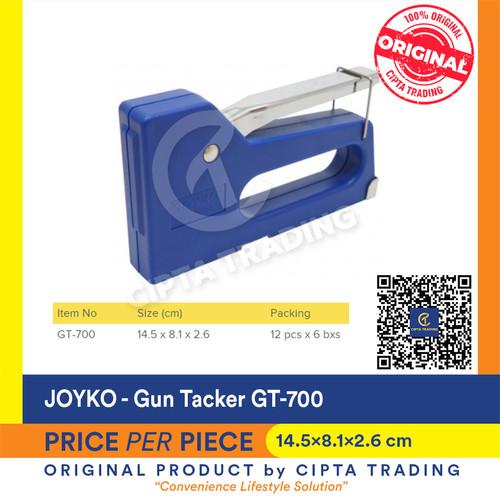 Foto Produk stapler - Joyko - Gun Tacker GT-700 ( stapler tembak ) dari Cipta Trading