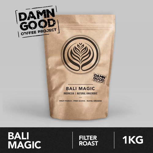 Foto Produk Bali Magic 1kg - Biji Kopi Arabika 1kg | Coffeenatics dari Coffeenatics
