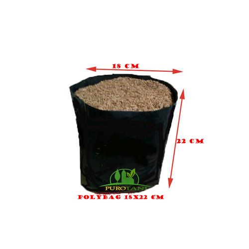 Foto Produk Polybag PE Ukuran 18x22 1kg  dari Purotani.ID