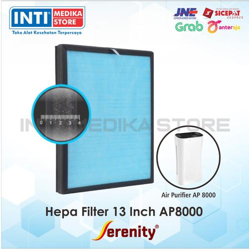 Foto Produk SERENITY - Hepa Filter Air Purifier AP 8000 | Hepa Filter Serenity dari INTI MEDIKA STORE