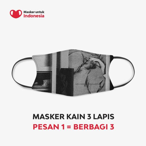 Foto Produk Aesthetic Pleasure x Masker untuk Indonesia dari Masker untuk Indonesia