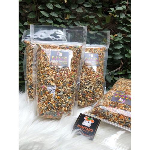 Foto Produk Makanan Hamster Basic 1kg [ campuran jagung gabah kacang hijau ] dari iBekasi