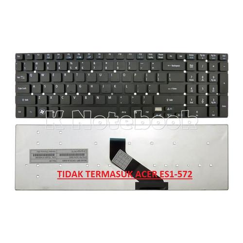 Foto Produk Keyboard Acer Aspire ES1-512 ES1-520 ES1-521 ES1-531 ES1-571 ES1-572 dari Knotebook