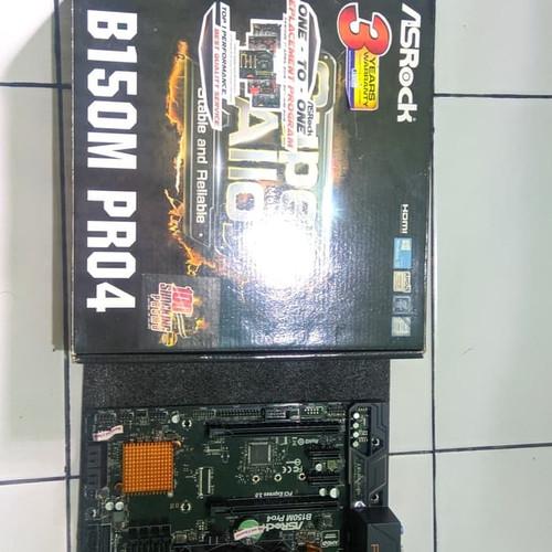 Foto Produk Asrock B150M Pro4 dari Bali 2nd PC Parts Store