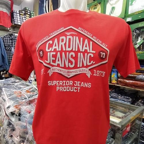 Foto Produk kaos oblong Cardinal lengan pendek original - M dari Dozel Store