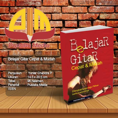 Foto Produk Belajar Gitar Cepat & Mudah dari Pustaka Media Surabaya