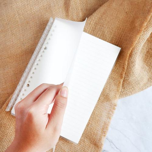 Foto Produk File Binder Notebook B5 - Binder b5 - Buku Binder B5 dari Pinkabulous