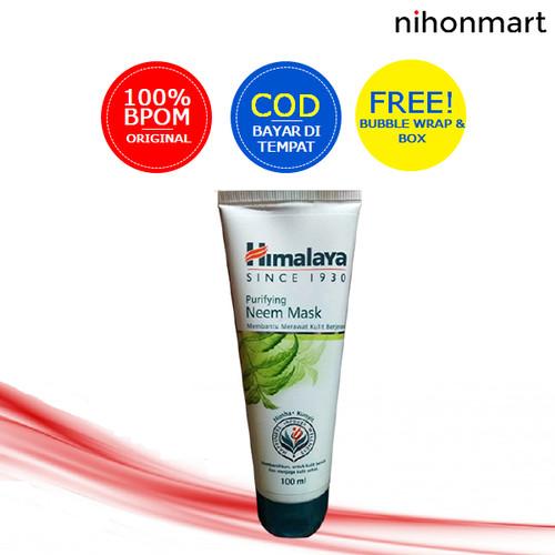 Foto Produk Himalaya Purifying Neem Mask 100ml dari Nihonmart Official Store