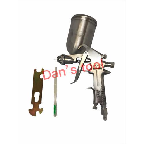 Foto Produk Spray Gun F75 Tabung Atas H&L PRO / Sped Cat Tabung Atas dari DANs Tools