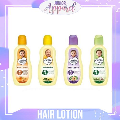 Foto Produk Cussons Baby Hair Lotion - CoconutOilAloe, 50+50ml dari Junior Apparel