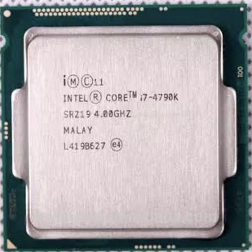 Foto Produk PROCESSOR INTEL CORE I7 4790K TRAY LGA 1150 dari iconcomp