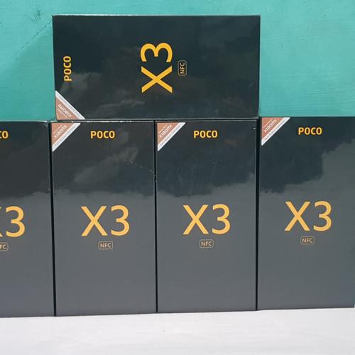 Foto Produk pocophone x3 nfc garansi resmi murah - ram 6 dari yogaswara_cell