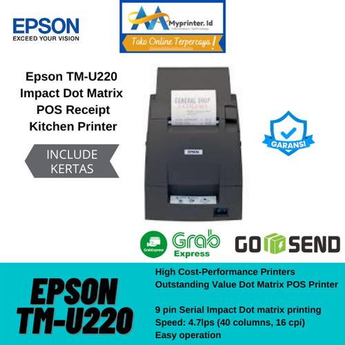 Foto Produk Epson TMU 220B dari myprinter.id