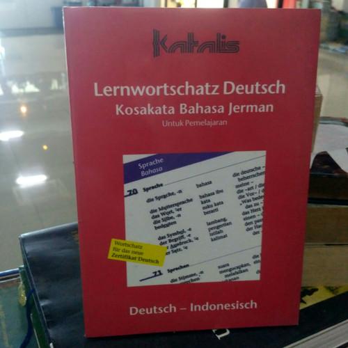 Foto Produk Lenrwortschatz Deutch Kosakata bahasa Jerman by katalis dari TB. Zadin