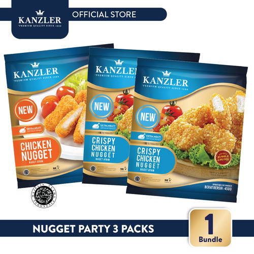 Foto Produk Nugget Party Pack dari Kanzler Official Store