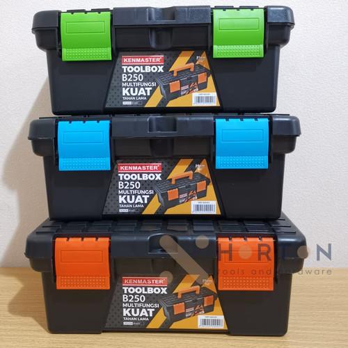 Foto Produk Tool Box B250 10 Inch Kenmaster dari horton store