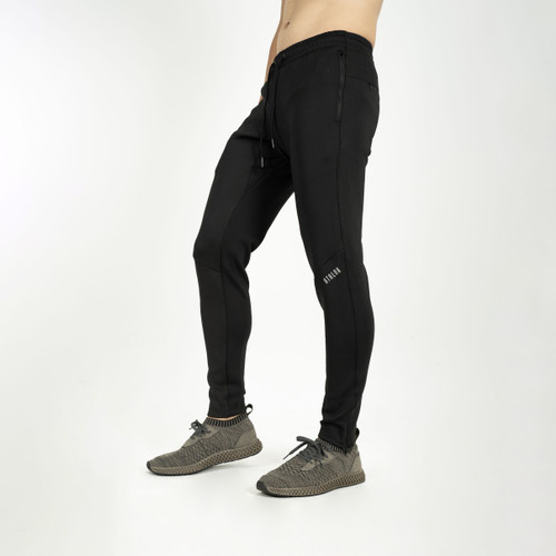 Foto Produk Atalon Performance Jogger - Celana Jogger Training Gym Lari Pria - Hitam Polos, M dari Atalon Sportswear