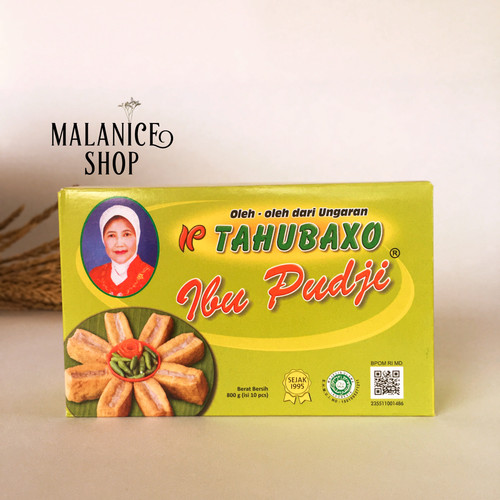 Foto Produk Tahu Bakso Bu Pudji Rebus Ungaran, Oleh-oleh Semarang dari Malanice Shop