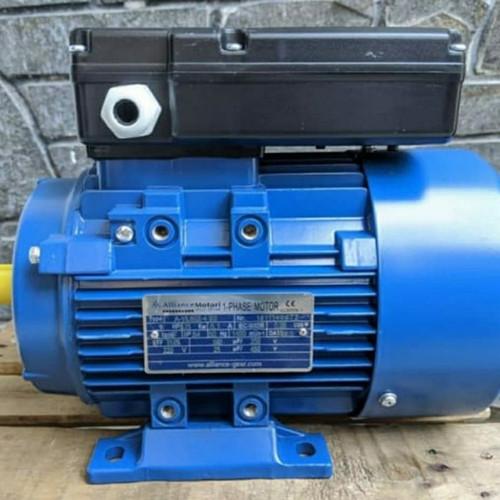 Foto Produk dinamo 2 hp , 1400 rpm , 1 phase dari Mandala Powerindo