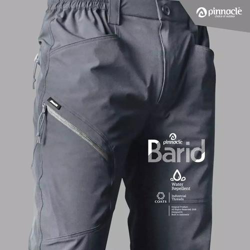 Foto Produk Pinnacle barid pant celana gunung ultralight celana outdoor packable dari ravindra gear