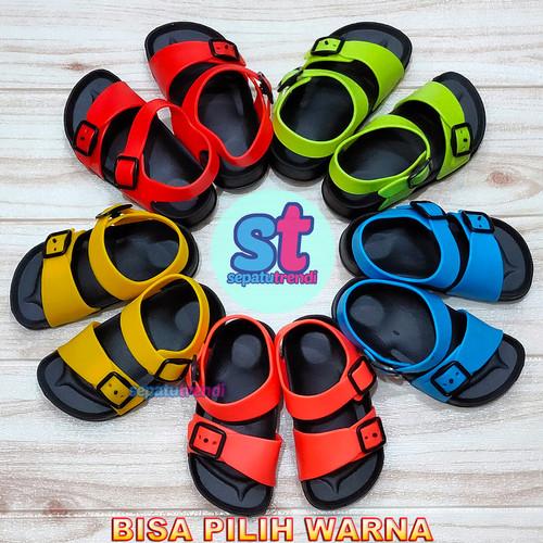 Foto Produk Sandal Gunung Anak Tali Gesper Dulux 296D 296E Bisa Pilih Warna dari Sepatu Trendi