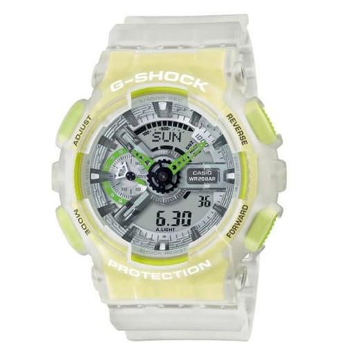 Foto Produk Jam Tangan Pria Casio G-Shock Digital Analog Resin Strap GA-110LS-7ADR dari Luxolite SG Timepieces