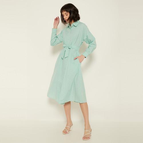 Foto Produk NONA Boyy Dress Green dari nona_ind