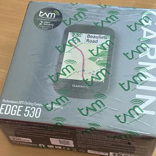 Foto Produk Garmin edge 530 - Original Garansi Resmi Tam 2 Tahun - 530 Non Bundle dari Gadget official Store