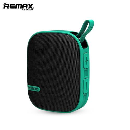 Foto Produk REMAX Outdoor Bluetooth 3.0 Speaker X2 - Green dari Remax Indonesia Official