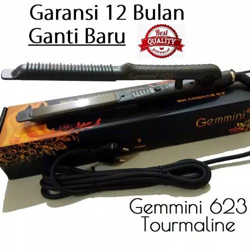 Foto Produk Catok 2in1 Gemmini catokan 2 in 1 pelurus pengeriting rambut - 623 Elbaite dari MBCStyler