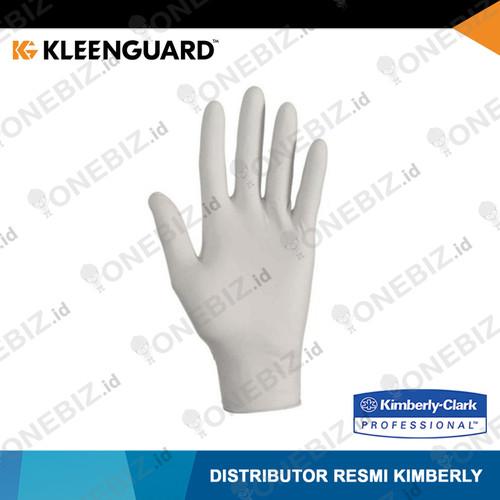 Foto Produk KLEENGUARD G10 Flex White Nitrile 38526 Gloves Size L, 100 gloves dari ONEBIZ