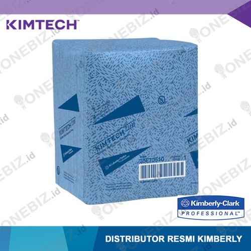 Foto Produk Kimtech Prep* 33560A Shop Towels, ¼ fold, 66 sheets per pack dari ONEBIZ