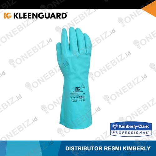 Foto Produk KLEENGUARD/JACKSON SAFETY G80 Nitrile 94447 Gloves Size 9 Satuan Pairs dari ONEBIZ