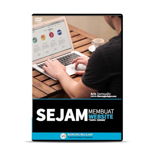 Foto Produk DVD TUTORIAL SEJAM MEMBUAT WEBSITE TANPA CODING DENGAN WORDPRESS dari warung belajar